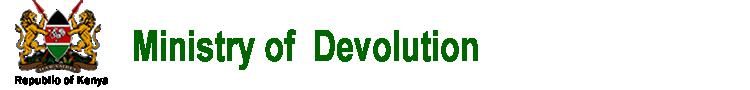 Devolution Logo